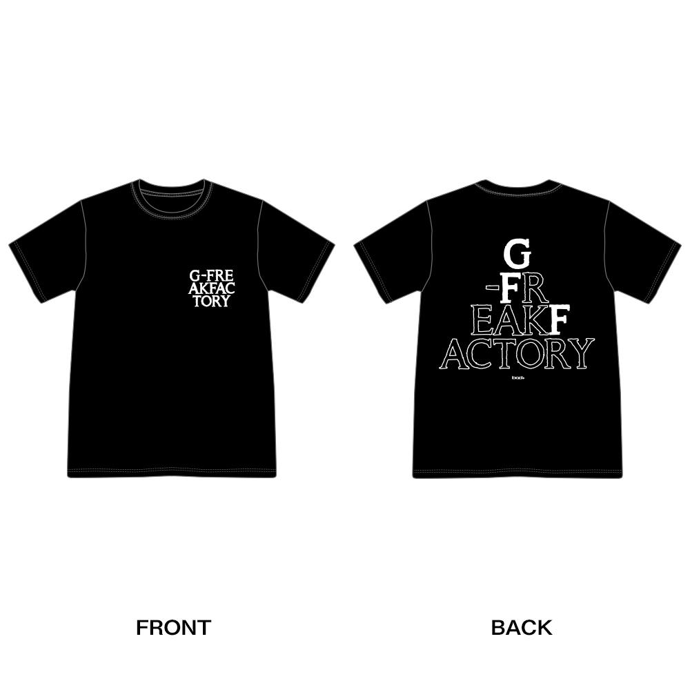 "G-FREAK FACTORY""TRIANGLE"" T-SHIRTS(ブラック / ホワイト / チャコール)"