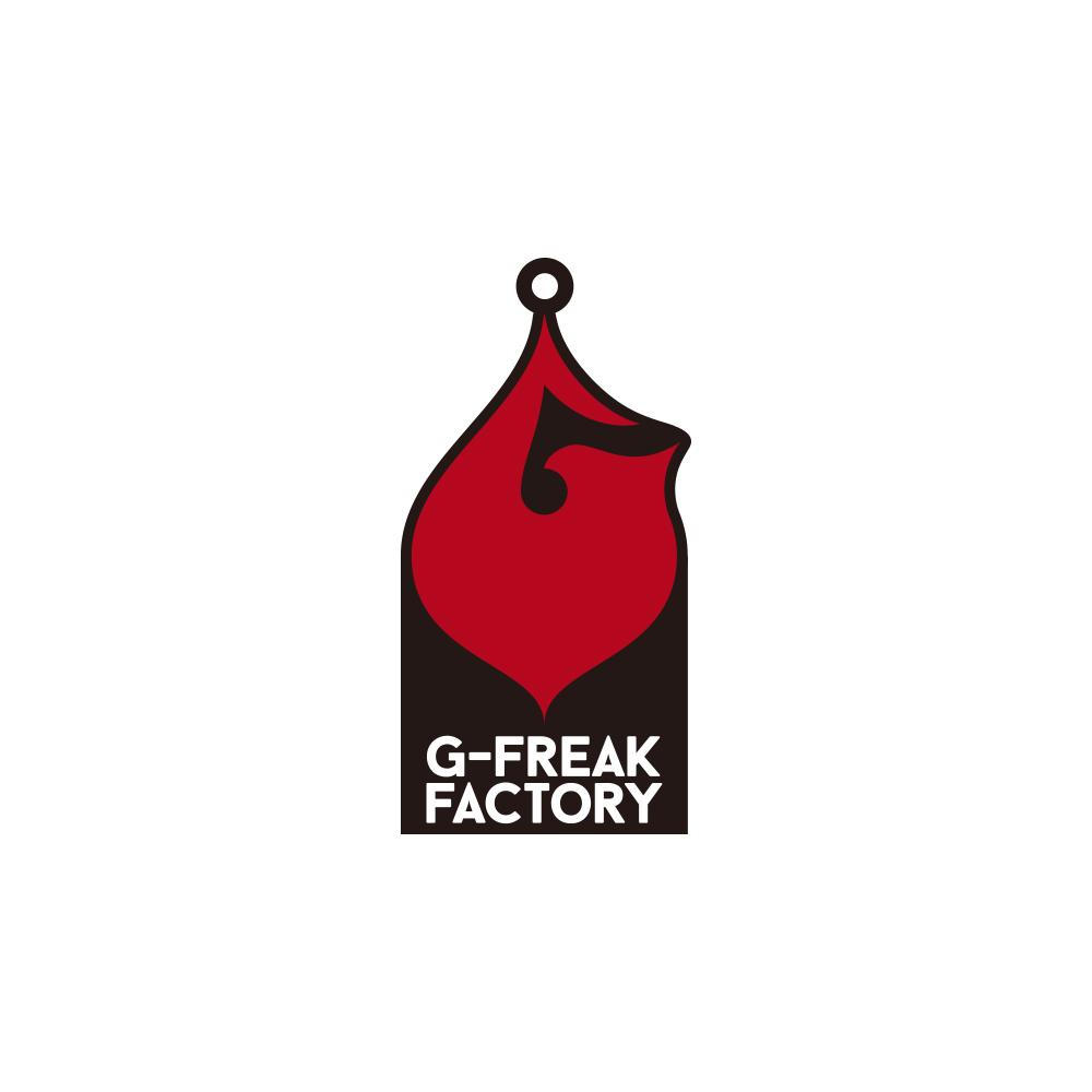 G-FREAK FACTORY LOGO キーホルダー