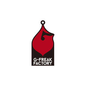 G-FREAK FACTORY LOGO キーホルダー