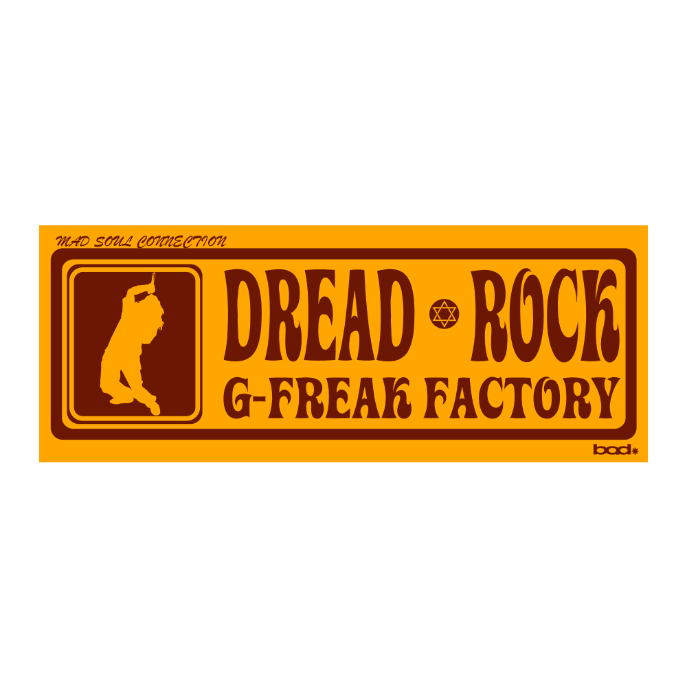 G-FREAK FACTORY DREAD ROCK TOWEL
