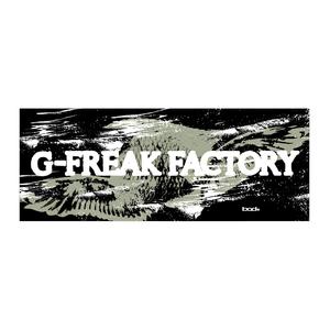 "G-FREAK FACTORY""カモメトサカナ""TOWEL"