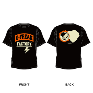G-FREAK FACTORY Lion Bite T-SHIRTS(ブラック / ホワイト)